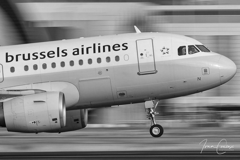 Airbus A319-112 – Brussels Airlines – OO-SSN – Brussels Airport (BRU EBBR) – 2017 07 04 – Takeoff RWY 25R – 01 – Copyright © 2017 Ivan Coninx