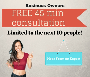 FREE 45 minute consultation