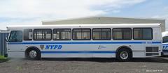 NYPD - 1999 Orion V Bus - Patrol Borough Bronx - 9833 (8)