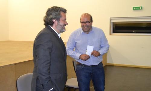 Exposição de Paulo Silva e Debate com Joel Cleto