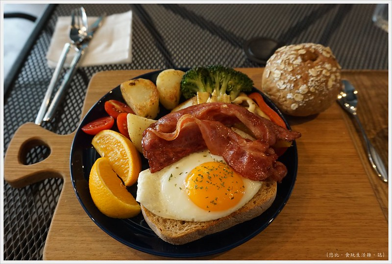 冰河咖啡-貝肯國王的經典早午餐-2