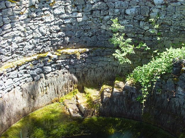 Saint-Chels - Le puits romain de Laboulte