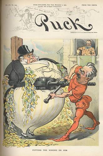 putting the screws on him (1904)