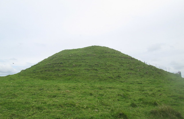 Maeshowe from North