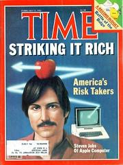 Steve Jobs, Feb-15 Time Magazine, 1982