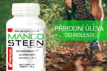 SOUTĚŽ: Vyhrajte Penco® Mangosteen, ochranu kloubů a tlumení bolesti v jednom