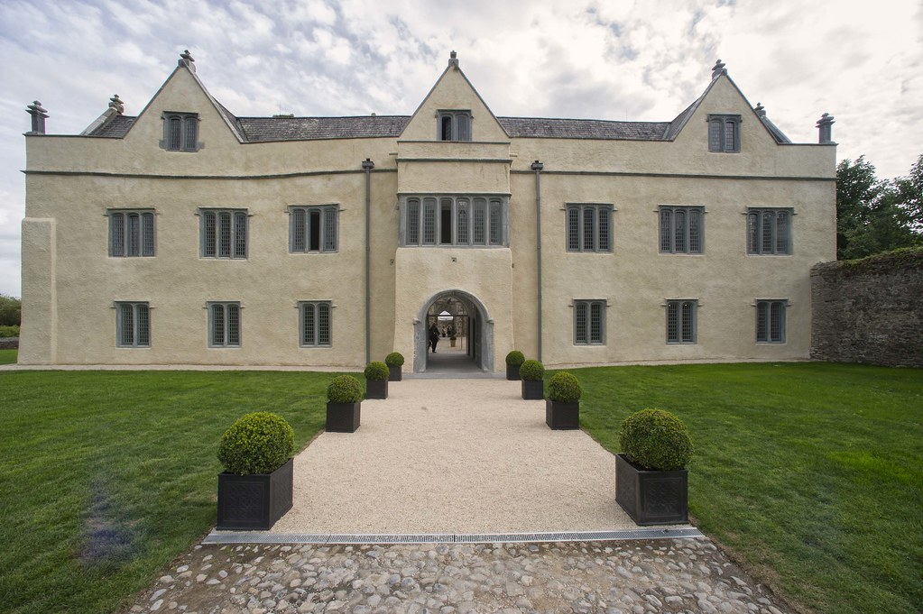 Ormonde Castle - Official Opening