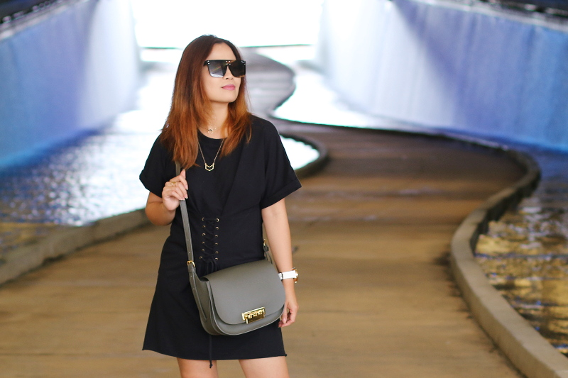 bp-corset-shirt-dress-zac-posen-bag-quay-kylie-sunglasses-2