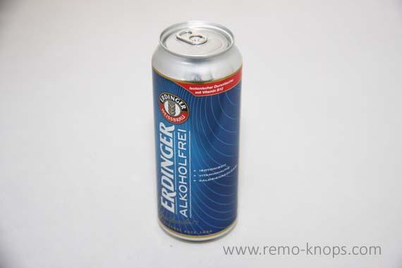 Erdinger Alkoholfrei Weiss Bier - Isotonic Recovery drink 7647