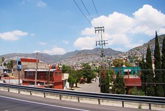 """Ecatepec Mexico State - """"Where little cable cars climb halfway to the stars"""""""