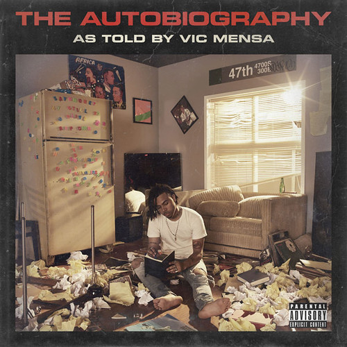 Vic Mensa – The Autobiography