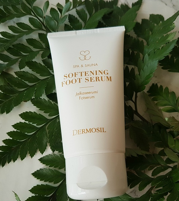dermosil softening foot serum