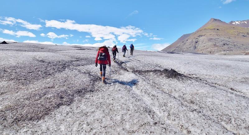 Glacier hike Iceland tour