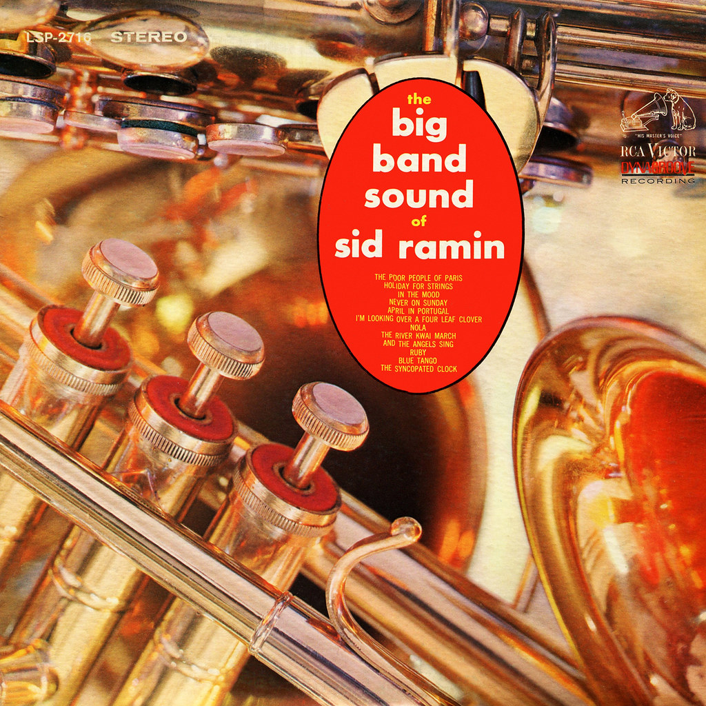 Sid Ramin - The Big Band Sound