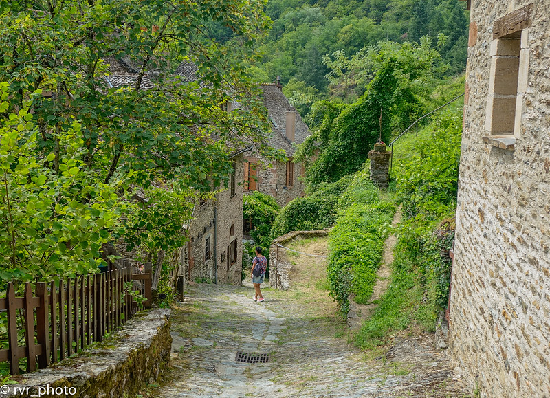 Conques, Midi Pyrenees