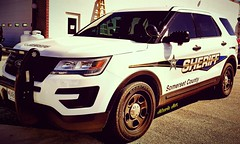 Ford SUV / Somerset County Sheriff's Dept