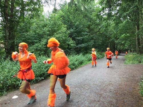 #Wyreforestparkrun101