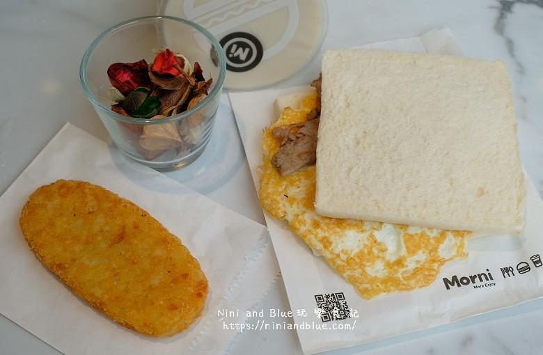 莫尼早餐 Morni台中早午餐店09