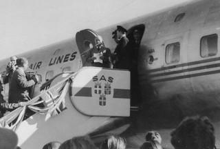 Den första DC-6:an