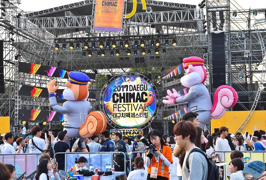 韓國大邱炸雞啤酒節旅遊景點32