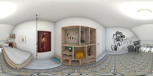 Bedroom 360º