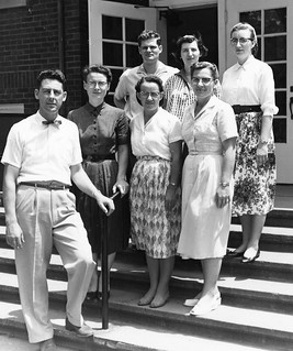 Puerto Rico Missionaries  Missionary Orientation 1958 Elkhart IN