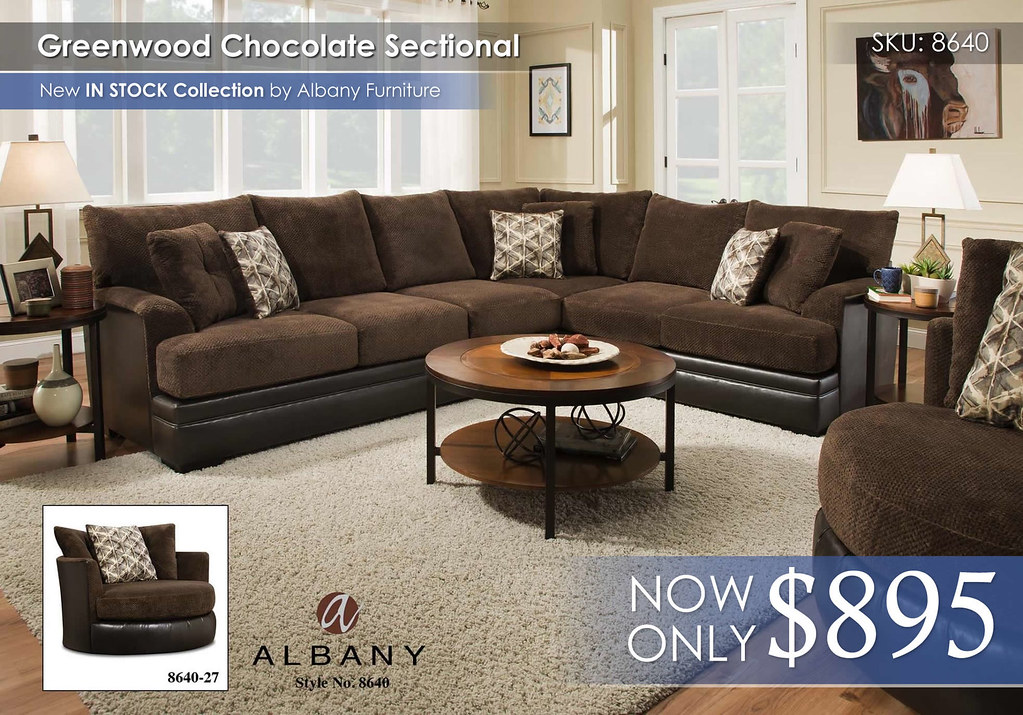 Greenwood Chocolate 8640