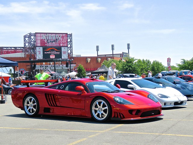 Saleen S7 Twin Turbo Competition 8