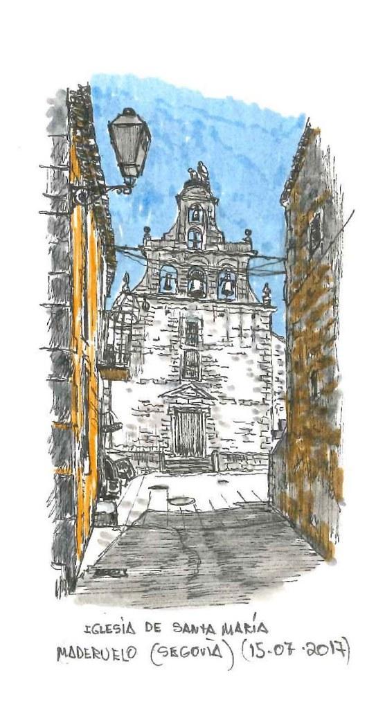 Maderuelo (Segovia)