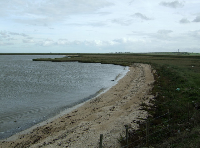 St Mary's Bay, Halstow Marshes