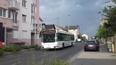 Transdev TVO Irisbus-Renault Agora Line 639 DLA 78 n�258