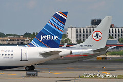 jetBlue and Astrojet