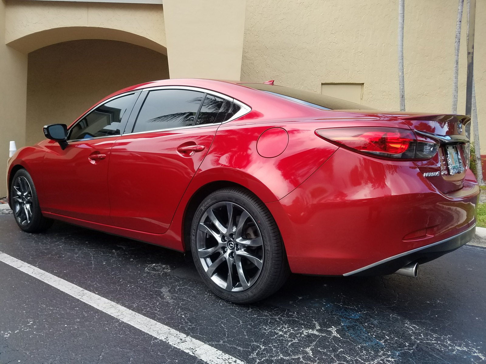 2015 mazda 6 grand touring soul red mazda 6 forums. Black Bedroom Furniture Sets. Home Design Ideas