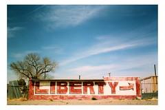 Liberty Is Just Around The Corner