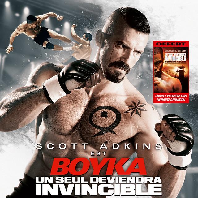 Un seul deviendra invincible - Boyka