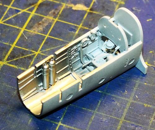 Seafire Mk.III, Airfix 1/48 35389262343_2c270492a8