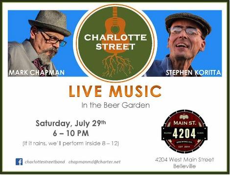 Charlotte Street 7-29-17