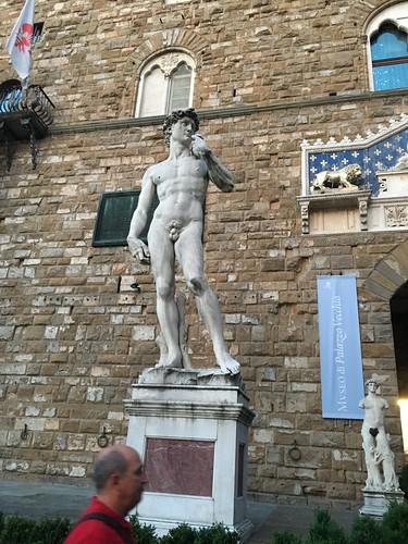 Statua del David