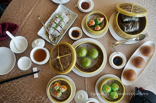 15.Oriental Chinese Cuisine @Pullman's Hotel Dim Sum