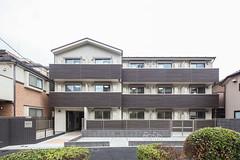 東京都大田区の集合住宅