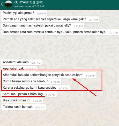 Cara Cepat Mengobati Karurawit