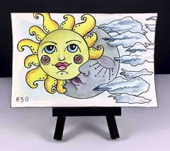 ICAD 2017; 50/61; Prompt: Sun or Moon