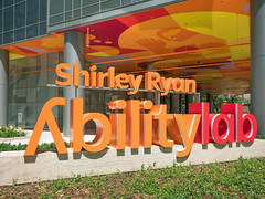 The new Shirley Ryan Ability Lab