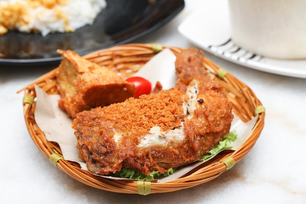 NTU Food Guide: Ayam Penyet
