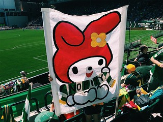 My Melody x Timbers Army