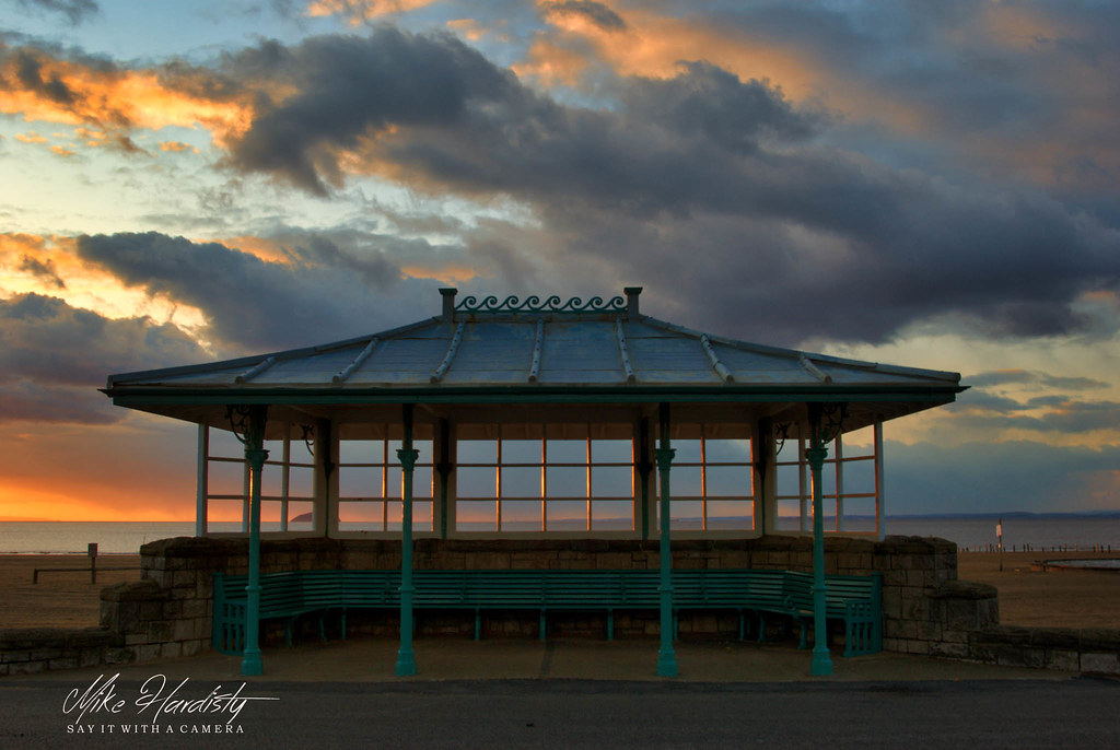 Weston Beach Shelter