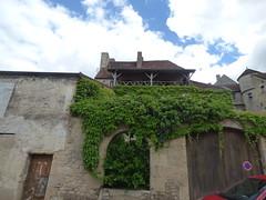 Rue des Anciennes Halles, Flavigny-sur-Ozerain - Photo of Gissey-sous-Flavigny