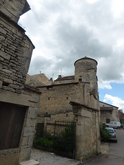 Rue des Anciennes Halles, Flavigny-sur-Ozerain - Béroubis-Aupicon chambres d'hôtes