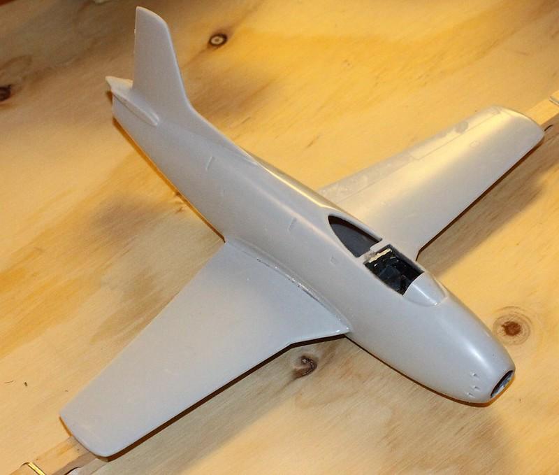 North American FJ-1 Fury, Czech Models, 1/48 - Sida 2 35794703860_9c7b21cea7_c