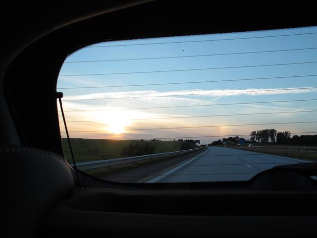 saturday, sunset, day trip to varberg, varberg